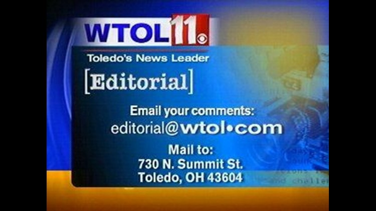 WTOL Editorial: Help out the Red Cross, please