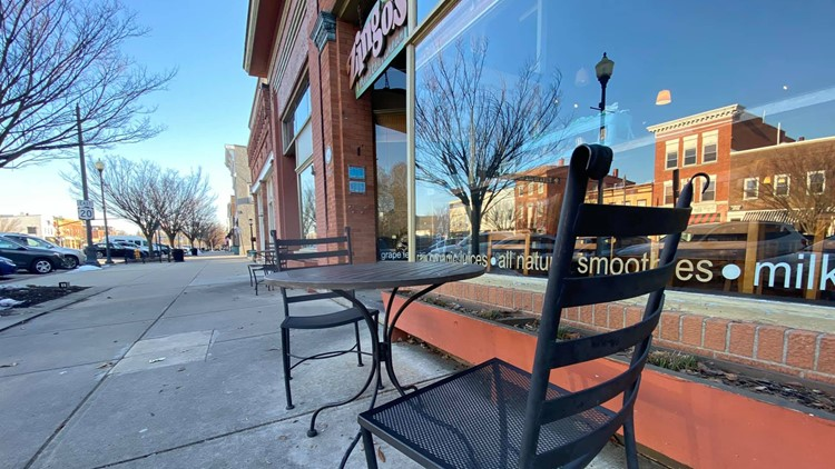 People, businesses excited for return of warm weather and outdoor dining