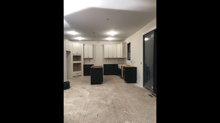 St. Jude Dream Home kitchen