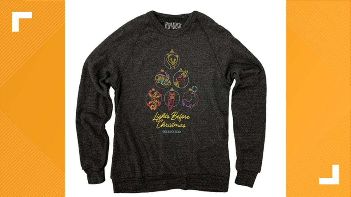 Jupmode releases Lights Before Christmas t-shirt, sweatshirt