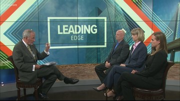 August 11: Leading Edge with Jerry Anderson — Guests Brian Dugger, Jennifer Bergeron and Sarah Martin (Part 3)