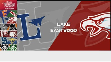 Charlie's Dodge Chrysler Jeep Ram Big Board Friday: Lake vs. Eastwood