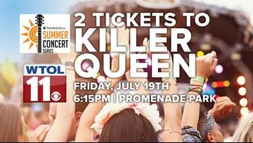 WIN 2 tickets to Killer Queen!