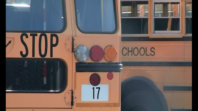 A Tiffin parent is outraged with the way a bus driver punished students