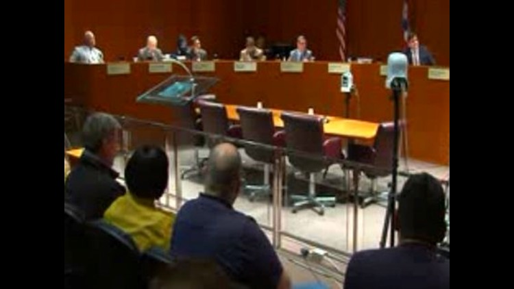 Council member, president could face disciplinary actions for 'violations'
