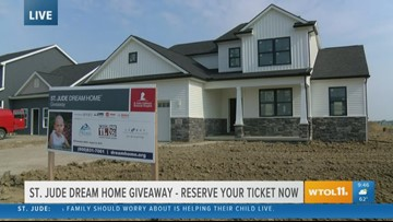 Win more than just a dream home with the St. Jude Giveaway