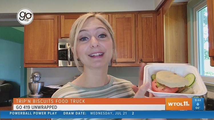 Trip'n Biscuits food truck finds niche in unique breakfast treats