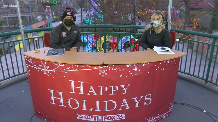 Lights Before Christmas 2020   LIVE from the Toledo Zoo - We're kicking off the holiday season!