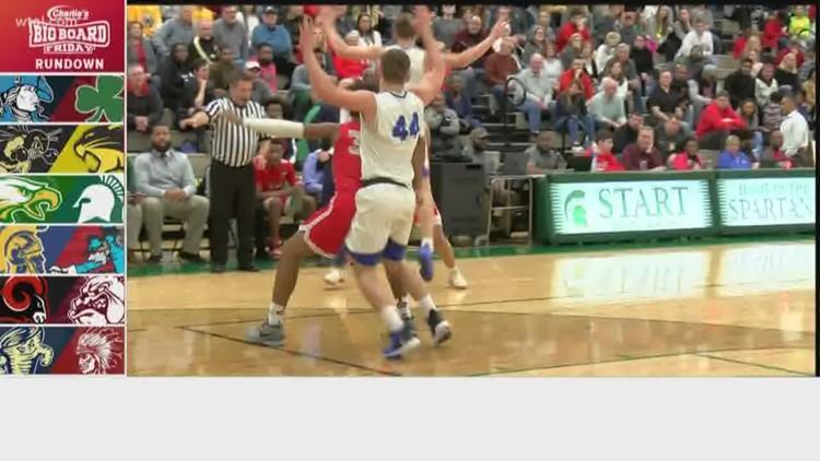 Big Board Friday week 10 of basketball highlights   Part 1
