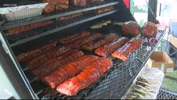 Mouthwatering Northwest Ohio Rib-Off at the Lucas Co. Fairgrounds brings in thousands