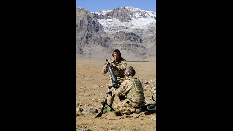 Official: Afghan buildup involves 30,000 troops