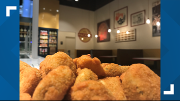 Tony Packo's celebrates 'National Pickle Day' with free fried pickles