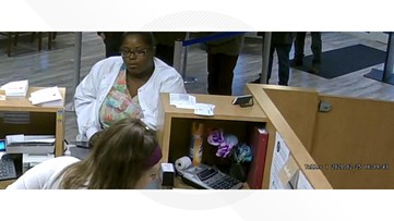 TPD seeks to identify woman who stole large sum of money from victim's bank account