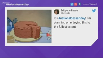 What's Trending: Social media just got a bit sweeter with National Dessert Day