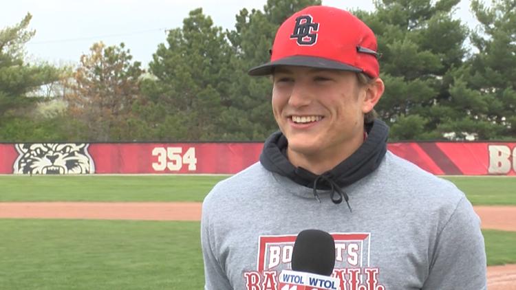 Athlete of the Week: Bowling Green High School's Eli Brown
