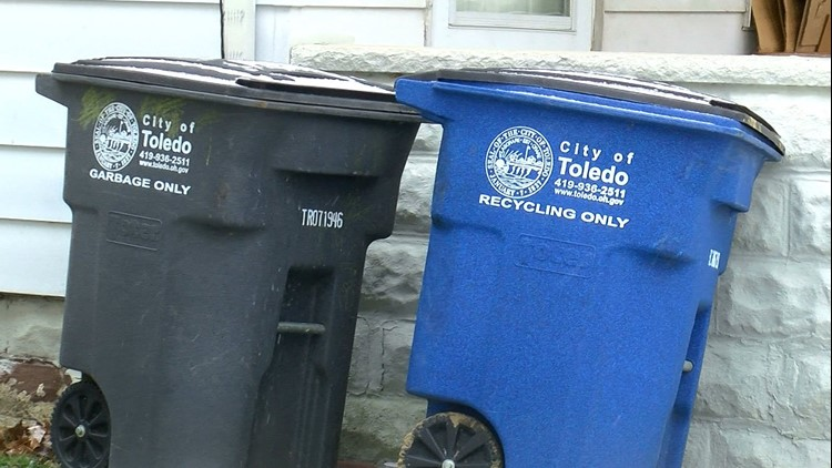 City reminds residents how to throw out bulk items after 40,000
