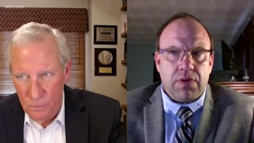 March 29, 2020: Leading Edge with Jerry Anderson — Lucas County Health Commissioner Eric Zgodzinski