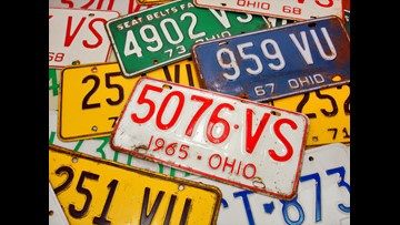 Kids get chance to design anti-bullying license plate