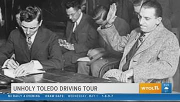 Unholy Toledo Driving Tour