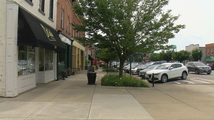 Downtown Perrysburg