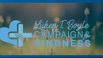 Hensville Park to host 2nd annual 'Kindness Rally' in honor of Luken Boyle