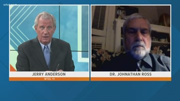 March 22, 2020: Leading Edge with Jerry Anderson — President of the Lucas Co. Health District Dr. Jonathan Ross | Part 2