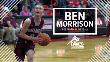 Rossford's Ben Morrison: Athlete of the Week