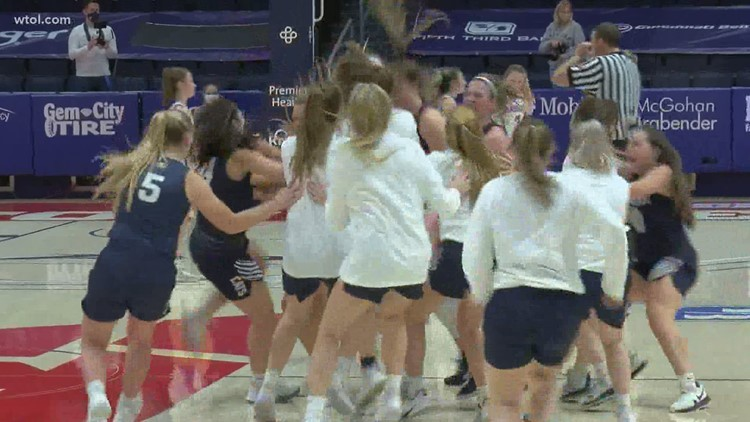 Napoleon Wildcats move on to state championship; Notre Dame Eagles fall in state semifinal