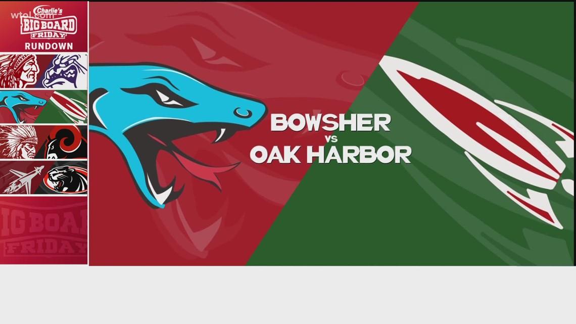 Big Board Friday Week 5: Bowsher vs. Oak Harbor