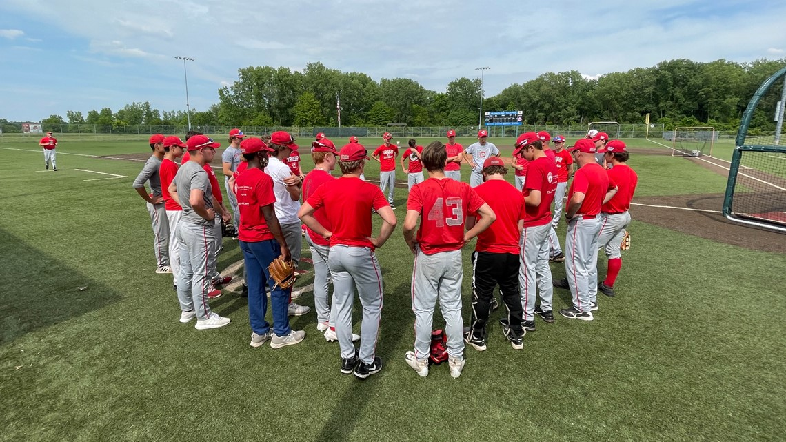 Central Catholic baseball captures first district title in 31 years, look to continue in regionals