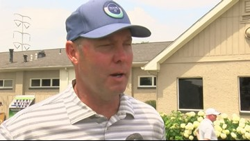 Marathon Classic in full swing for 2nd Round and LPGA commissioner weighs in on the future