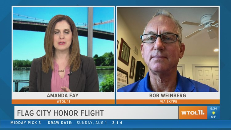 Opportunities to get a seat on the Flag City Honor flight