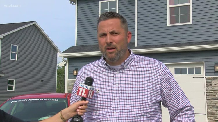 St. Jude Dream  Home Giveaway Day: Build made possible in part by Wimsatt Building Materials