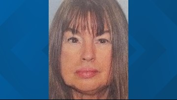 Police seek missing woman from Point Place