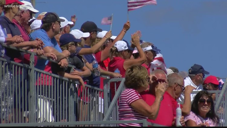 Solheim Cup recap: Toledo breaks the record for number of people in attendance