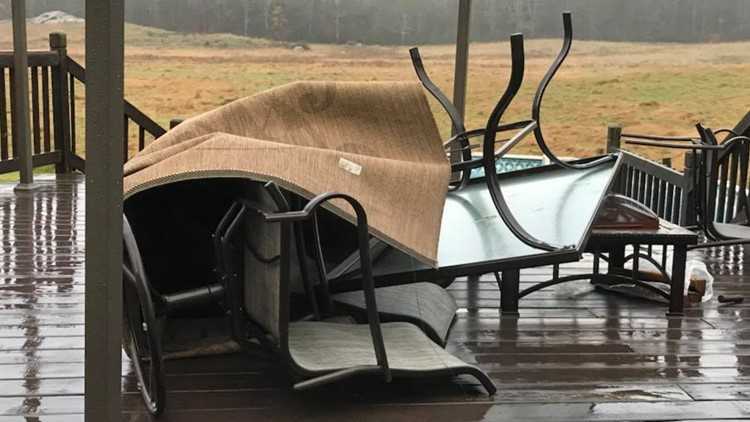 Ways to prepare your home, outdoor patio and yourself for high winds and possible power outages