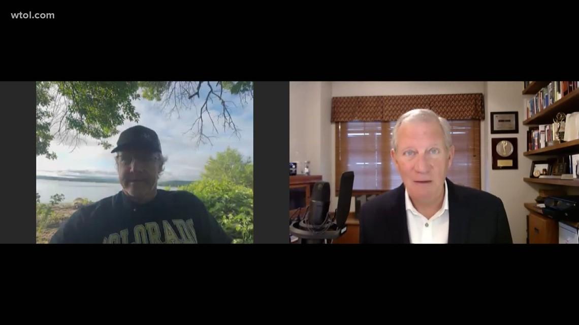 Dr. Chris Willis | Leading Edge July 11