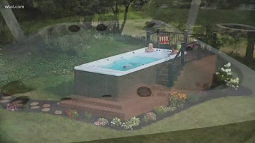 Beat the summer heat with Preferred Pools & Spas