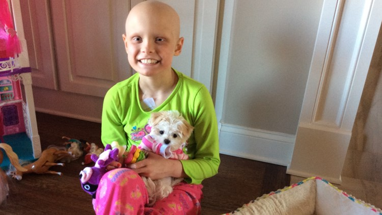 Coins for Carson: A legacy that endures at St. Jude Children's Research hospital recalls a girl's selfless act