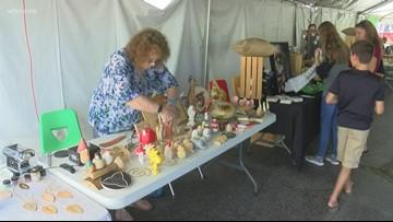 Flying Pig Art Fest raises money for the Toledo School for the Arts