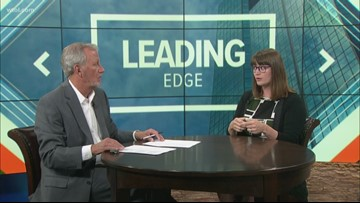 July 28: Leading Edge with Jerry Anderson - Guest Dr. Laura Johnson (Part 1)