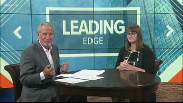 July 28: Leading Edge with Jerry Anderson - Guest Dr. Laura Johnson (Part 2)