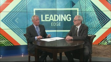 Dec. 8: Leading Edge with Jerry Anderson — Guest Charles Jenkins 'Chip'