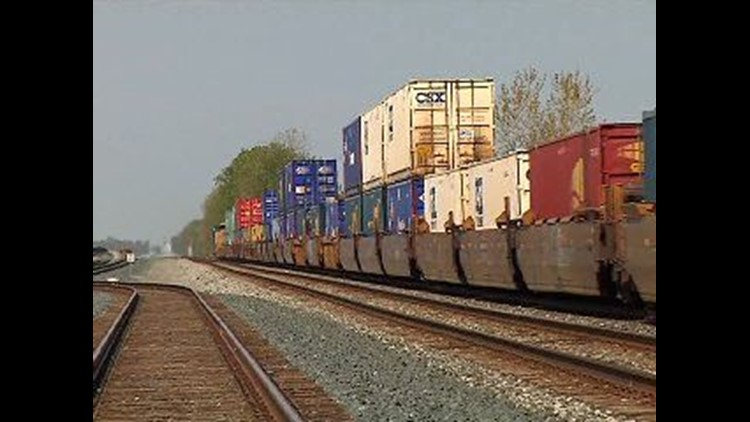 Residents excited about CSX intermodal hub in Wood County | wtol com