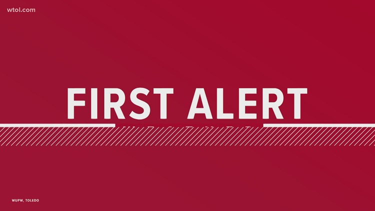 Gusts begin, creating subzero wind chills | WTOL 11 Team Weather Coverage - 10 p.m.