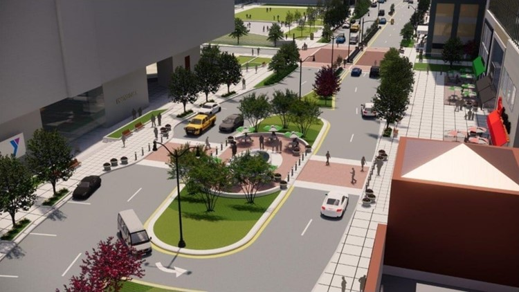 City sues Block Communications over money paid to move lines during Summit Street project; BCI calls the move an 'about-face' by Toledo