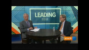 June 9: Leading Edge with Jerry Anderson - Guest Dr. George Bullerjahn