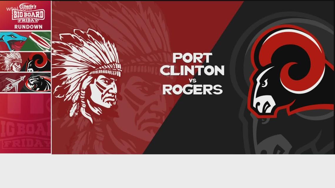 Big Board Friday Week 5: Port Clinton vs. Rogers