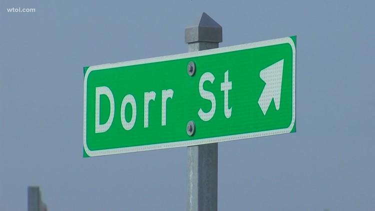 Dorr Street interchange at I-475 set to open Aug. 2