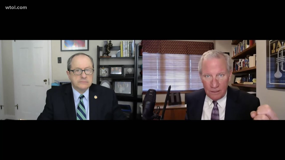 Ohio Rep. David Leland talks the pandemic and the state's political response - Part 1   Leading Edge